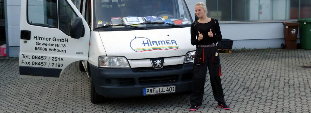 Vanessa Hirmer